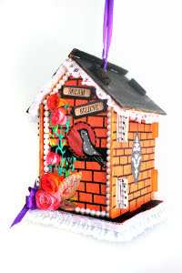 For All Seasons Birdhouse