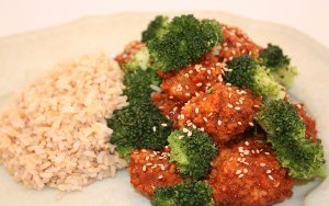 (Almost) General Tso's Chicken