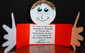 Parable Of The Lost Son Craft on Christian Activities For Toddlers