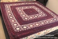 14 Crochet Basket Weave Afghan Patterns