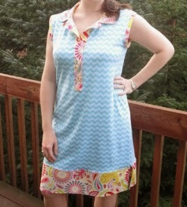 Summer Polo Free Dress Pattern
