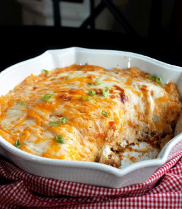 Cheesy Creole Shepherd's Pie