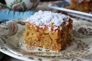 Grandma's Lazy Daisy Cake