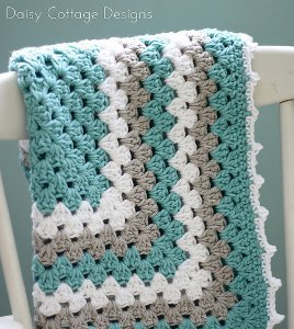 Leisure Arts Crochet Baby Afghan Patterns : 50+ Free Baby Blanket Crochet Patterns AllFreeCrochet.com