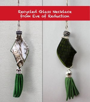 Wine Bottle Pendant Necklace