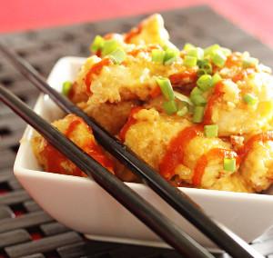 Make At Home Bang Bang Shrimp