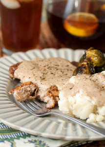 Country-Fried Pork Chops