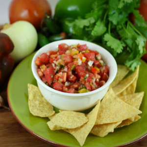 Perfect Summer Salsa