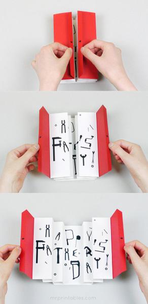 3D Tool Box Card