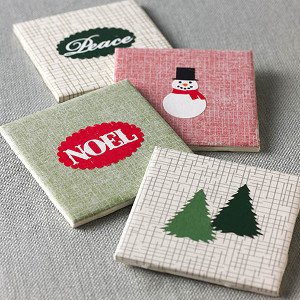 Brand New Holiday Coasters