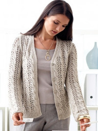 Free Knitting Patterns For Spring Sweaters : 24 Spring Sweater Knitting Patterns AllFreeKnitting.com