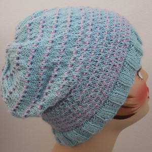 27 Knit Hat Patterns for Spring AllFreeKnitting.com