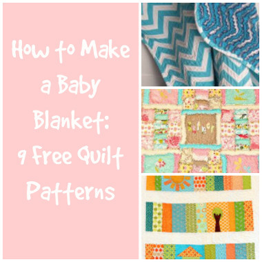 Free Quilt Patterns For Throws : How-to-Make-a-Baby-Blanket-AOD_Large400_ID-721090.jpg?v=721090