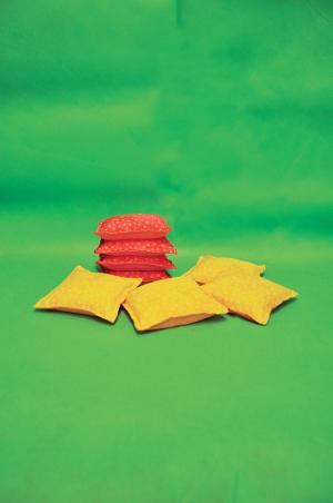 Bean Bag Toss Bags