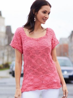 Knit Top Patterns : 17 Knit Tops for the Summer AllFreeKnitting.com