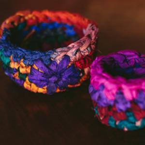 Crochet Nesting Bowls