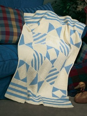 Country Quilt Afghan