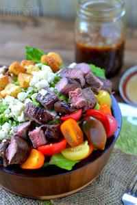 World's Greatest Steak Salad