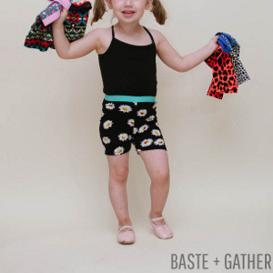 Printable Kid's Shorts Pattern