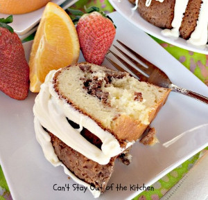 Sock-it-to-Me Coffee Cake