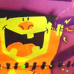Frankenstein Monster Door Hanger