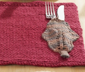 Free Knitting Pattern Turkey Dishcloth : 17 Thanksgiving Kitchen Knits: Knit Dishcloth Patterns and More! AllFreeKni...