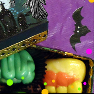 Quick and Simple Zombie Morsels