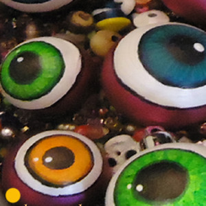 Creepiest Eyeball Ornaments
