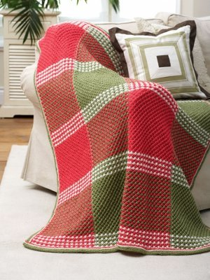 A Warm Winters Nap Knit Blanket Patterns For The Holidays Stitch