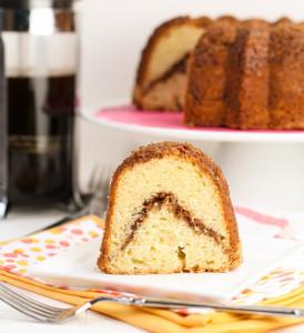 Grandma's Sour Cream Coffee Cake