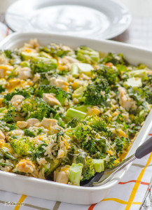 Skinny School Night Casserole
