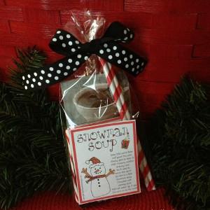 North Pole Snowman Cocoa