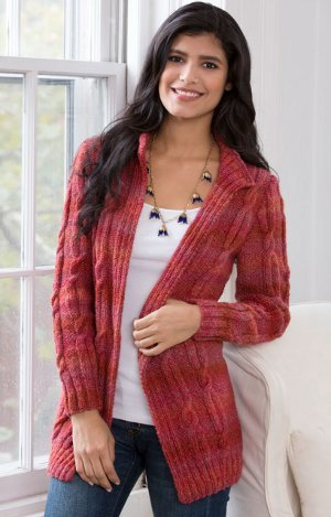 Free Cardigan Knitting Patterns For Beginners : 22 Super Cozy Knit Sweater Patterns AllFreeKnitting.com