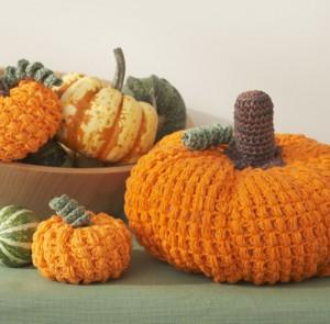 Awesome DIY Crochet Pumpkins