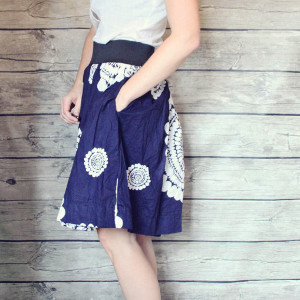 Lazy Day Free Dress Pattern