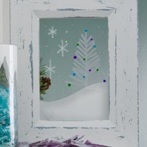 Incredible White Christmas Art