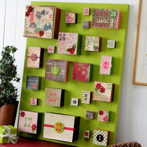 Sensational DIY Advent Calendar