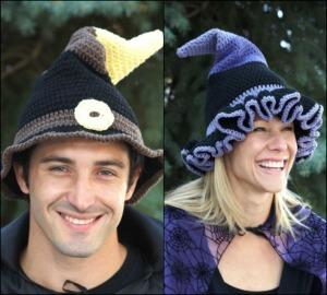 مدلهای کلاه هالووین