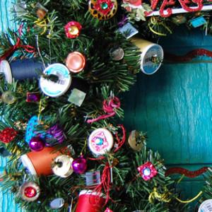 Creator's Holiday Wreath
