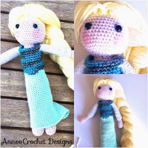 23 Crochet Dolls: How to Make Cute Dolls and Accessories ...