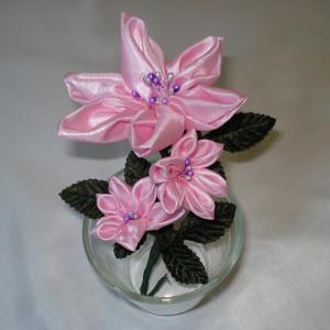 Pink Flower for a Goddess
