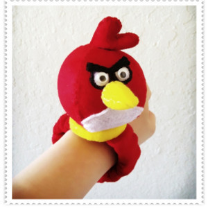 Outstanding Angry Bird Pin Cushion