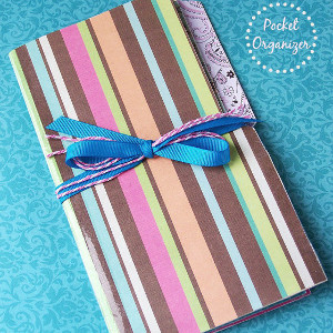 Easiest and Quickest Pocket Folder