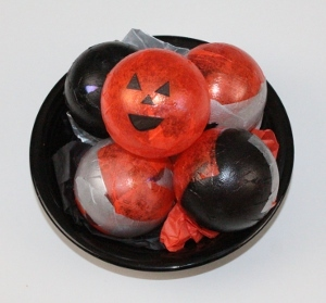 Have a Ball Halloween Centerpiece
