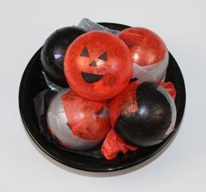 Have a Ball Halloween Centerpiece
