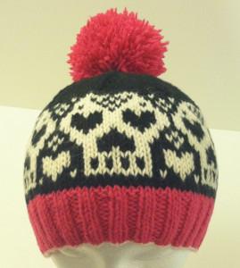 The Heartskull Hat