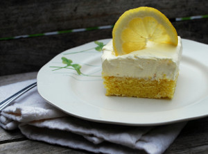 Grandma Virginia S Light Lemon Cake