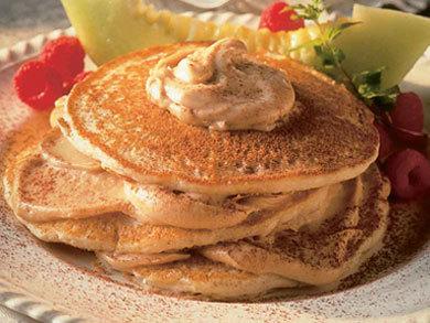 Tiramisu Pancakes | MrFood.com