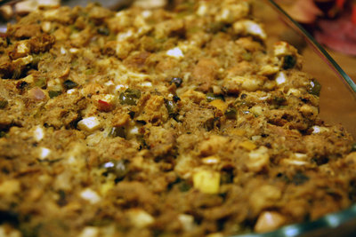 Homemade Stove Top Stuffing Mix