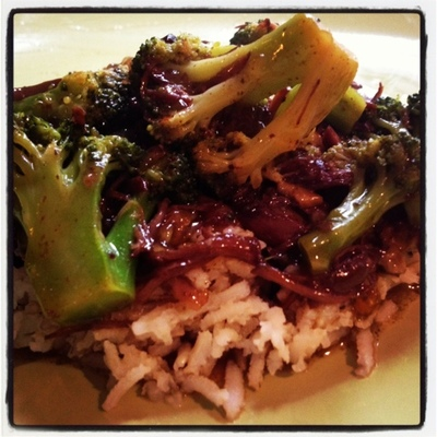 Easiest Ever Paleo Broccoli Beef
